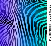 Zebra Stripes Seamless Pattern...