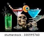 Bloody Halloween Cocktails