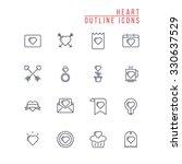outline icons | Shutterstock .eps vector #330637529