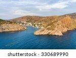 balaklava bay  district of... | Shutterstock . vector #330689990