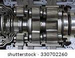 gearbox cross section ... | Shutterstock . vector #330702260
