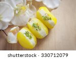 close up of bengali sweets | Shutterstock . vector #330712079