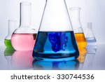 Chemistry Laboratory Equipment...