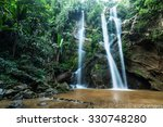 Mork Fa Waterfall Of Doi Suthe...