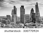 city of london one of the... | Shutterstock . vector #330770924