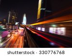 abstract acceleration speed... | Shutterstock . vector #330776768