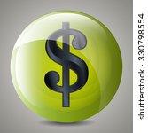 money cash symbol graphic... | Shutterstock .eps vector #330798554