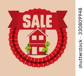 real estate company design ... | Shutterstock .eps vector #330809948