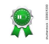 battery green vector icon design | Shutterstock .eps vector #330819200