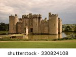 Bodiam Castle In East Sussex ...