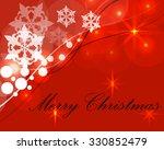 illustration of christmas... | Shutterstock .eps vector #330852479