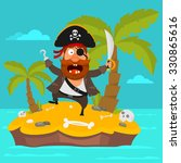 Pirate On Island Part 4
