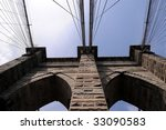 The Brooklyn Bridge  Built In...