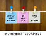 word quotes of you can make... | Shutterstock . vector #330934613