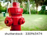 Red Hydrant Fire Detail...