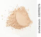 Crumbled Natural Powder Make Up ...