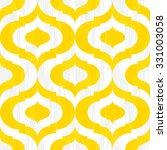 moroccan pattern inspired...   Shutterstock .eps vector #331003058