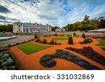 gardens and kadriorg palace  at ...