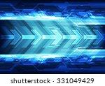 abstract vector speed...   Shutterstock .eps vector #331049429