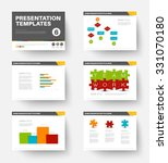 minimalistic flat design vector ... | Shutterstock .eps vector #331070180
