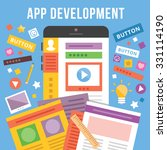 app development flat...
