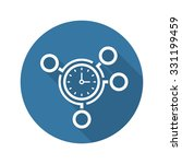 time management icon. business...   Shutterstock .eps vector #331199459