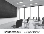 a classroom or presentation... | Shutterstock . vector #331201040