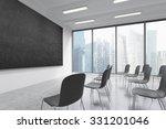 a classroom or presentation... | Shutterstock . vector #331201046