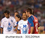 carson  ca.   july 3  concacaf... | Shutterstock . vector #33120964