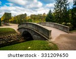 Arch Bridge And Fish Channel I...