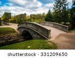 Arch Bridge And Fish Channel I...