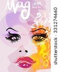 Beauty And Fashion Magazine...