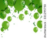 vector illustration of green... | Shutterstock .eps vector #331295750