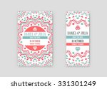 set of vector design awesome... | Shutterstock .eps vector #331301249