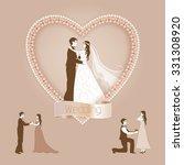 vector illustration in vintage...   Shutterstock .eps vector #331308920