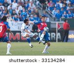 carson  ca.   july 3  concacaf... | Shutterstock . vector #33134284
