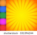 Starburst  Sunburst Background...