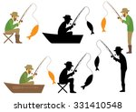 Fishing Vector Illustration ...