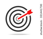 target success icon | Shutterstock .eps vector #331441730