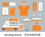 concept  corporate branding... | Shutterstock .eps vector #331446428