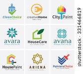 Real Estate Logo Collection...