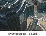 skyscrapers looking down | Shutterstock . vector #33155
