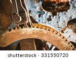 iron mechanism | Shutterstock . vector #331550720