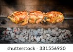 Cooking 3 Rotisserie Chicken O...