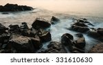 seascape  heavenly beauty of... | Shutterstock . vector #331610630