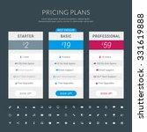 vector design template for... | Shutterstock .eps vector #331619888