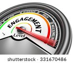 engagement level to maximum... | Shutterstock . vector #331670486
