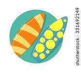 flat vector icon   illustration ... | Shutterstock .eps vector #331692149