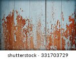 wooden wall background or... | Shutterstock . vector #331703729