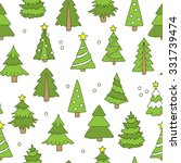 seamless vector pattern of... | Shutterstock .eps vector #331739474